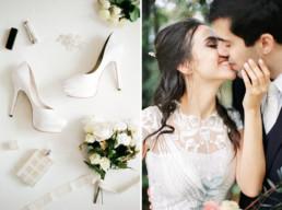 Casamento Delicado com Estilo Escandinavo